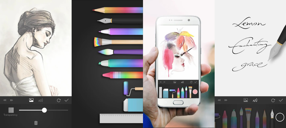 List of best drawing apps for smartphone and tablet