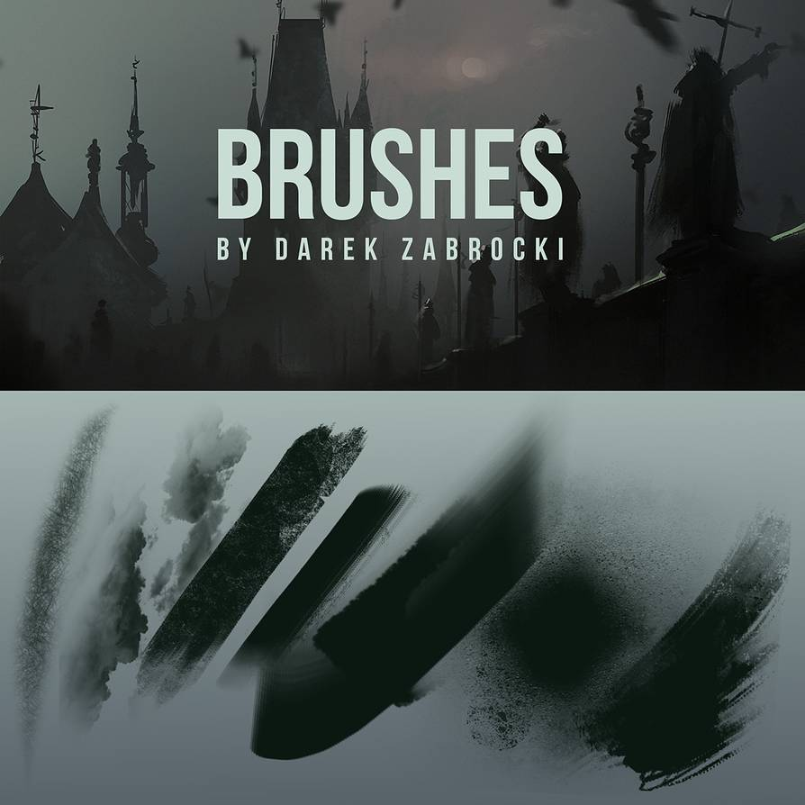 The Ultimate List of Free Digital Painting Brushes - BrushWarriors