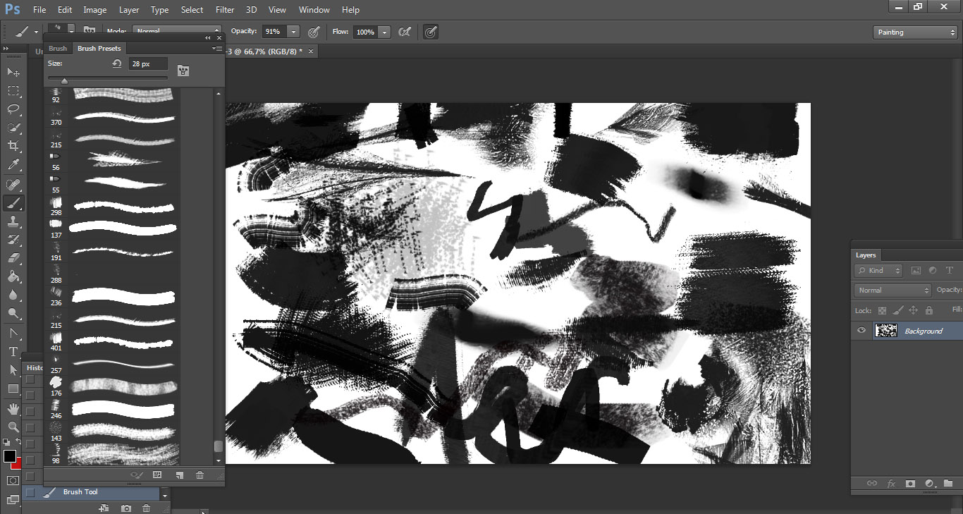The Ultimate List of Free Digital Painting Brushes