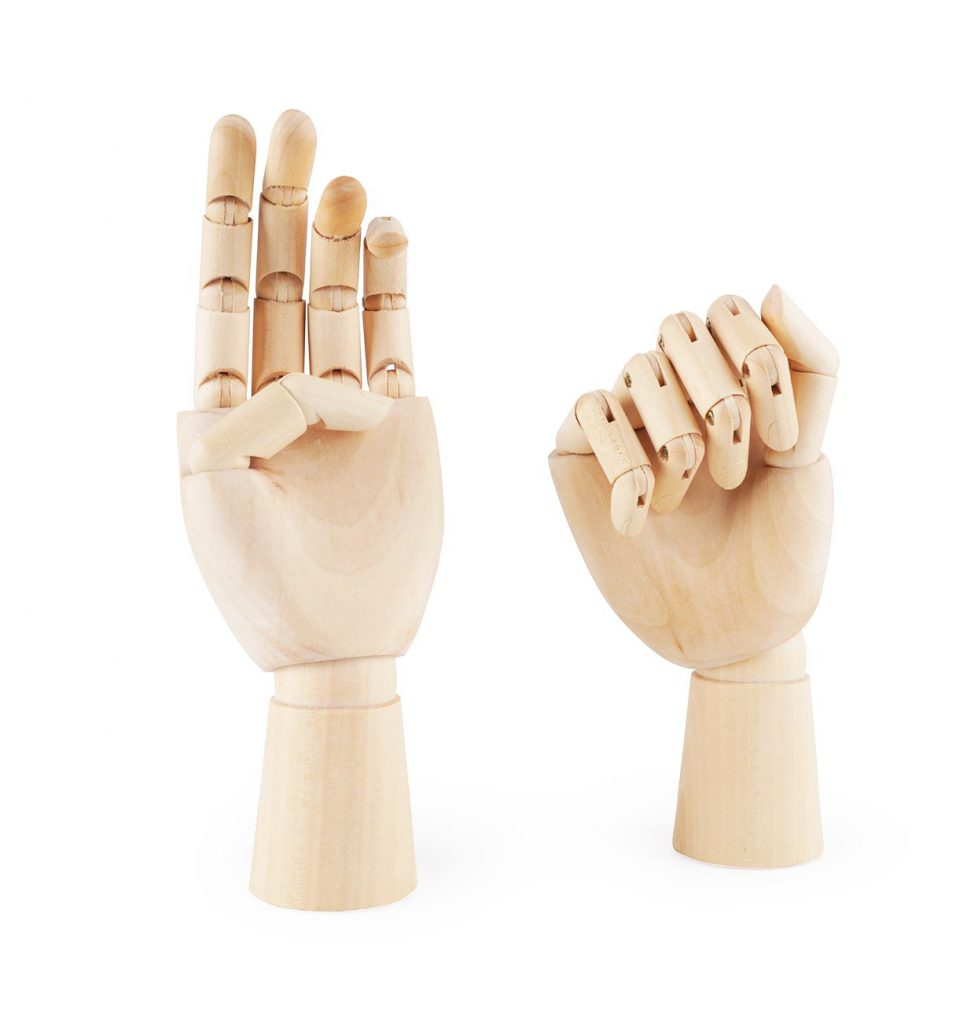 Poseable Hand Mannequin
