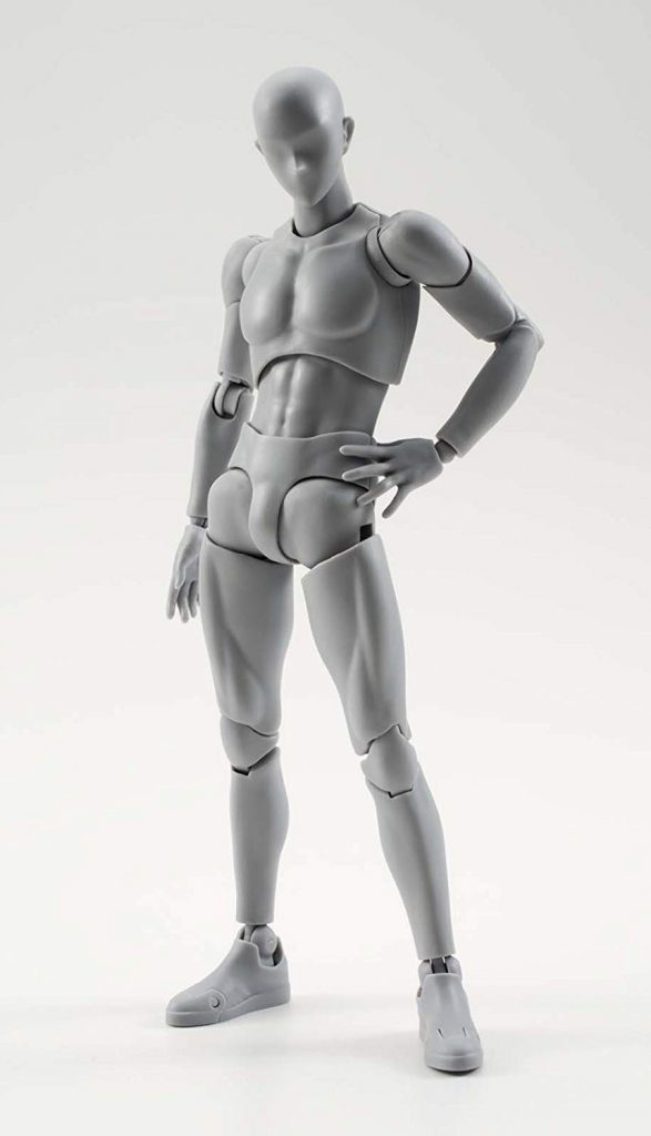 Body-kun Mannequin for drawing