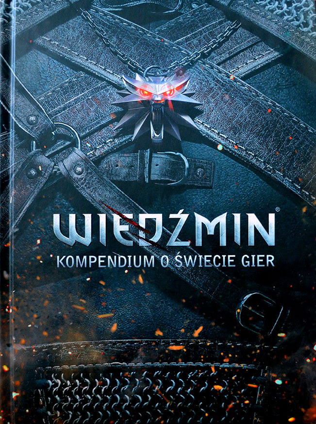 The Witcher Artbook The World Of The Witcher Video Game Compendium Review Brushwarriors