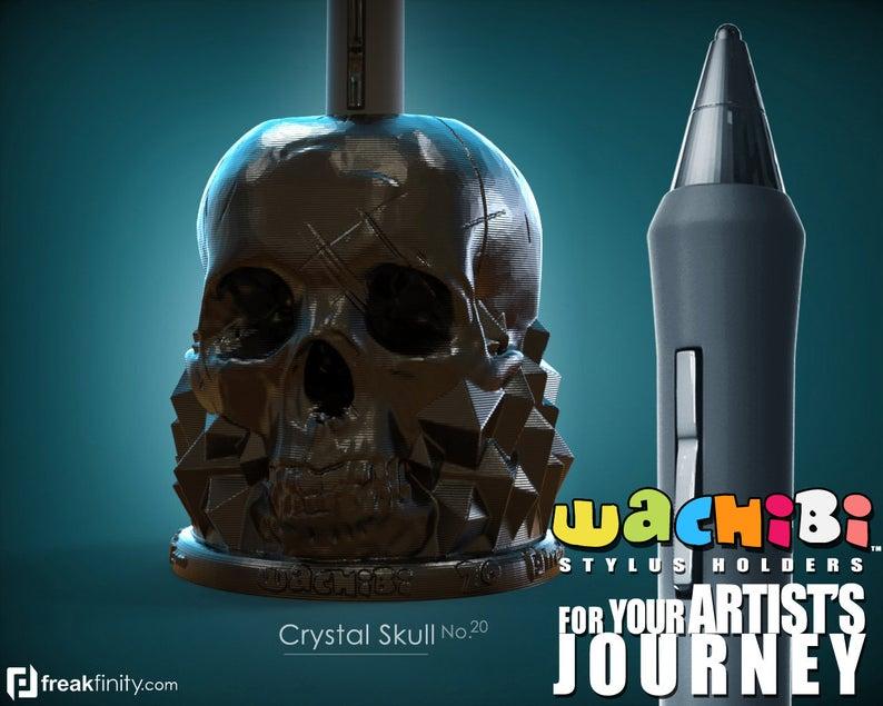 Crystal Skull Wachibi