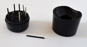 Wacom open pen stand with nibs