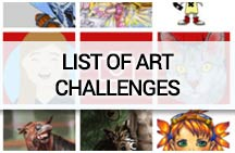 Art challenges