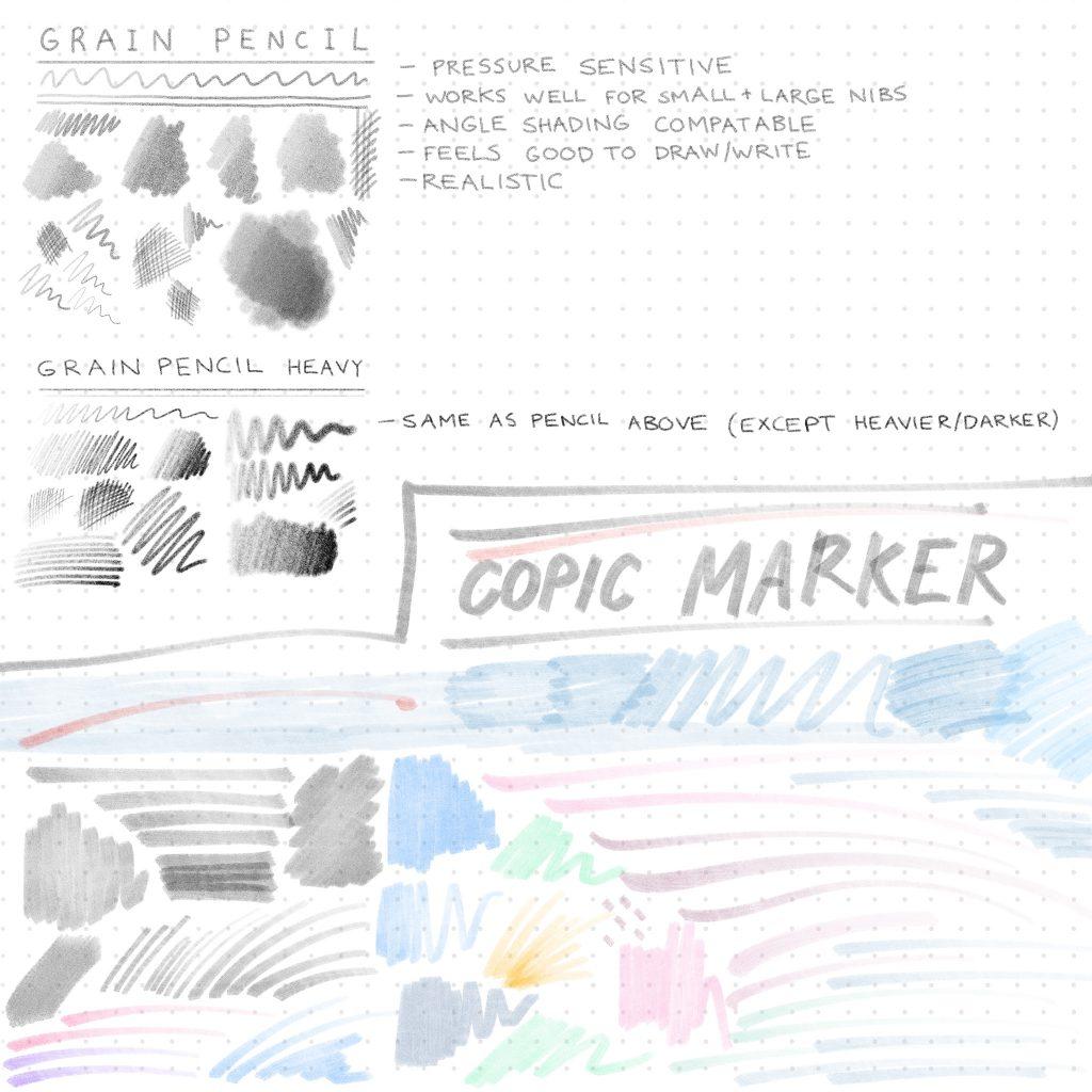 Free Pencil Procreate - Procreate forums samples